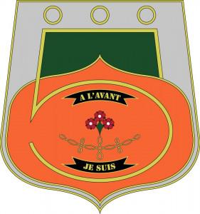 L'INSIGNE HISTORIQUE DU 5° ESCADRON dans Ceremonies et cohesion insigne-5°-escadron-281x300