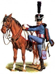 HUSSARD 1ER EMPIRE